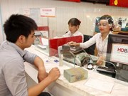 12日越盾兑美元中心汇率上涨5越盾  人民币和英镑汇率均下调