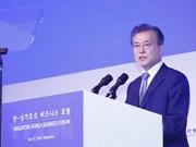 韩国总统承诺改善韩国与东盟之间的关系