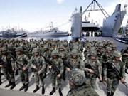 菲律宾与澳大利亚在苏禄海上展开联合军演