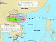 全国各地主动展开第三号台风和热带低气压的防御工作