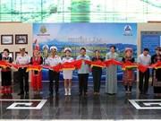 越南海洋岛屿及海军战士展览会开幕