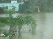 三号台风袭击清化到广平各省海域 造成大雨并持续至20日