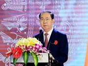 陈大光:落实革命有功者优待政策是整个政治体系和全社会的职责和任务