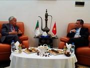越南与阿尔及利亚促进贸易投资合作