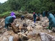 三号台风严重影响越南北部和中部 伤亡失踪人数超过70