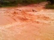 祖国阵线中央委员会向遭受第三号台风影响各省致慰问电