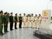 越南坚江省与柬埔寨5个省市保持良好合作关系
