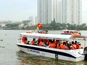 胡志明市水路旅行潜力仍有待挖掘