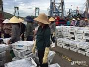 2018年上半年乂安省出口总额同比增长13.58%
