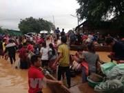 越南国会主席阮氏金银向老挝国会主席巴妮·雅陶都致慰问电