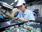 越南胡志明市从中国进口额上升