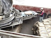越南水泥出口量同比增长35%