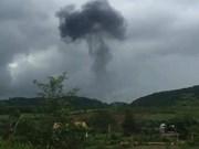乂安省军用飞机坠毁事故:两名遇难飞行员遗体找到