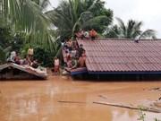 老挝水电站大坝坍塌事故:韩国向老挝提供价值100万美元的紧急援助