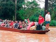 老挝水电站溃坝事故:老挝同韩国和泰国配合调查事故原因
