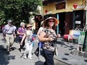 越南接待国际游客继续猛增