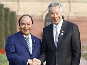 越南驻新加坡大使:充实越新战略伙伴关系内涵 推动两国关系迈上新高度