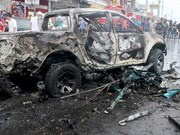 菲律宾西南发生汽车炸弹爆炸致6人死亡