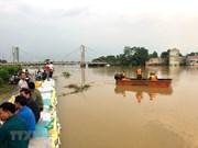 河内市主动应对暴雨洪涝灾害和突发紧急情况
