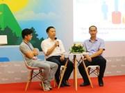 越南首次主办全球网络安全竞赛现场比赛