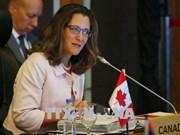 加拿大外长:希望深化与东盟的关系