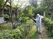 河内市进一步加强传染病防治工作的力度
