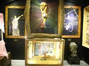 顺化首个刺绣艺术博物馆