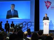 新加坡呼吁巩固以东盟为中心的地区架构