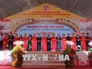 2018年越南芹苴国际建材展吸引近200家企业参展