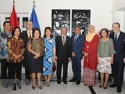 越南驻墨西哥大使馆举行越南加入东盟23周年纪念活动