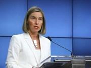 东盟和欧盟加强合作应对全球贸易战风险