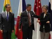 第51届东盟外长会议:东盟加三加强地区经济互联互通和开放性