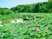 同塔省下决心把旅游业发展成为促进经济增长的支柱产业