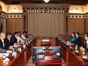 日本企业对胡志明市经济发展潜力持有乐观态度