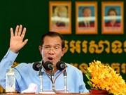柬埔寨新政府将提前成立