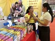越南国际食品饮料展在胡志明市开展