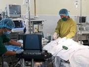 日本向175军医医院转让新的医疗技术