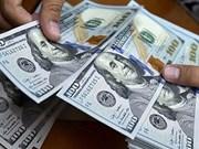 10日越盾兑美元和英镑汇率下降  人民币汇率略增