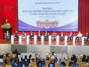 为越南企业走出国门营造便利环境