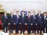 越南侨胞为国家经济社会发展做出积极贡献