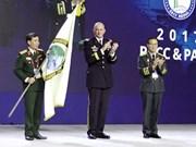 越美共同主持召开第42届太平洋地区陆军管理研讨会