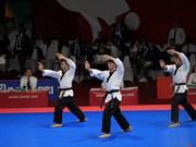 ASIAD 2018:越南赢得了2018年亚运会的第一枚奖牌
