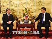 陈国旺获中共中央总书记、国家主席习近平接见