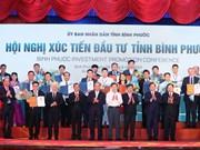 阮春福出席2018年平福省投资促进会