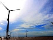 茶荣省风电站吸引投资3.37万亿越盾