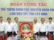 阮春福:西宁省应力争成为全国优质农产品加工中心