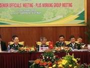 东盟国防高级官员工作小组扩大会议