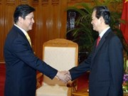 政府总理阮晋勇会见泰国大使