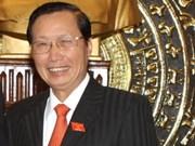越南国会代表团访问柬埔寨