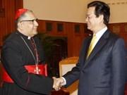 加强越南和梵蒂冈的关系